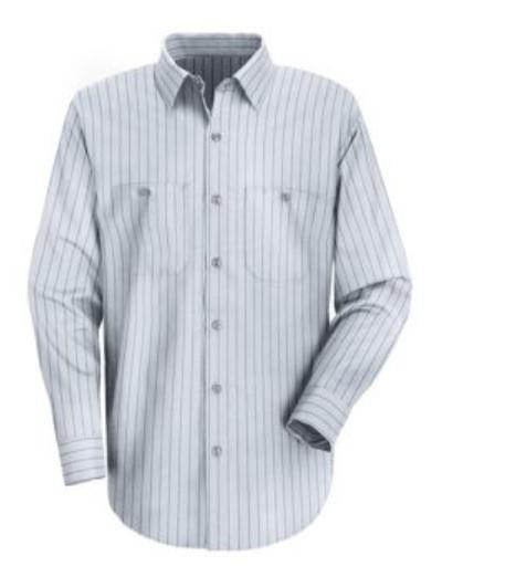 Chemise à barres